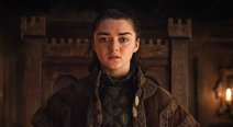 Maisie Williams revela su primera foto como 'Arya Stark' en Game of Thrones