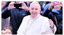 Hay 14,130 peregrinos inscritos para estar con el Papa Francisco