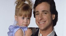 "Full House: emotivo encuentro entre ""Danny"" y ""Michell Tanner"" (FOTO)"