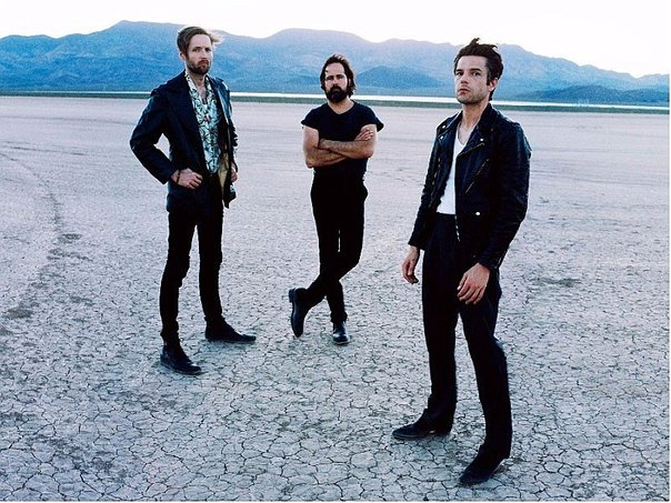 The Killers anuncia concierto en Lima (VIDEO)