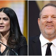 Salma Hayek denuncia de acoso sexual a Harvey Weinstein y este respondió (VIDEO)