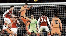 Arsenal y Liverpool protagonizan partidazo que culmina 3 a 3 [VIDEO]