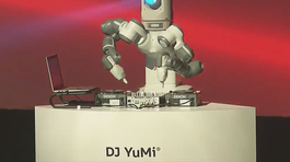 ​DJ robot causa sensación en discoteca (VIDEO y FOTOS)