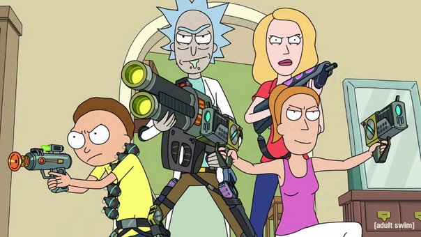 Rick and Morty: Cuarta temporada de la serie llegaría a fines del 2019