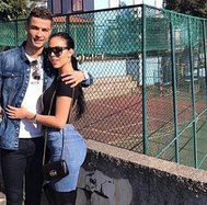 Novia de Cristiano Ronaldo enternece las redes con foto de su bebé