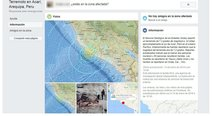 ​Sismo en Arequipa: Facebook activó Safety Check
