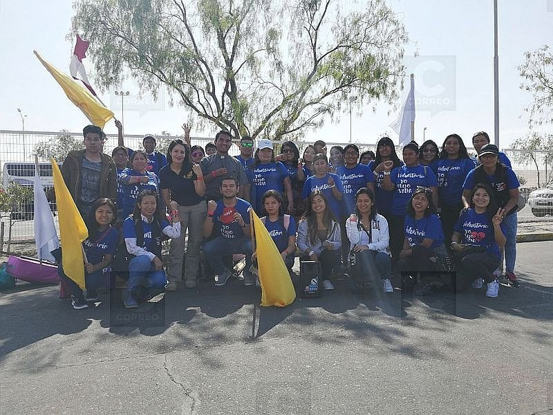 Papa Francisco: 60 voluntarios viajan a Iquique para labores de servicio (VIDEO)