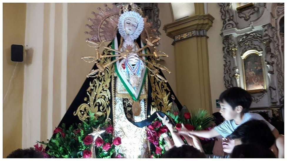 Papa Francisco: 40 sagradas imágenes estarán en la misa en Huanchaco (FOTOS Y VIDEO)