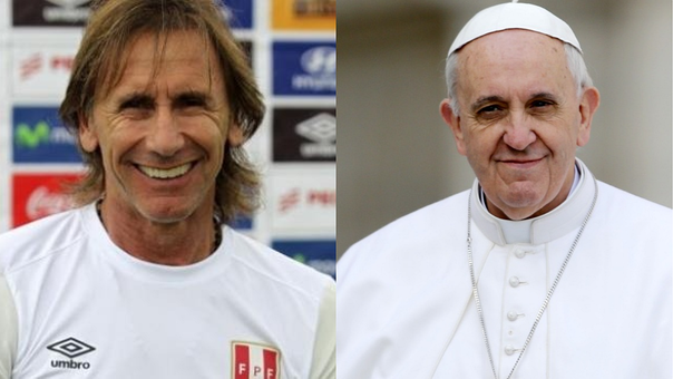Ricardo Gareca se encontrará con el Papa Francisco en Las Palmas (VIDEO)
