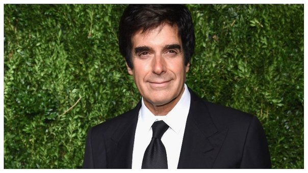 David Copperfield acusado de abuso sexual contra modelo