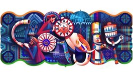 Google celebra el Día de la República de la India (VIDEO)