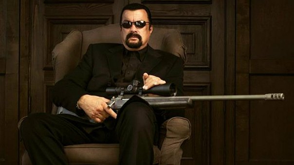 Steven Seagal es acusado nuevamente por abuso sexual