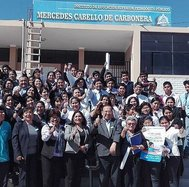 Instituto Superior Pedagógico Mercedes Cabello obtuvo acreditación
