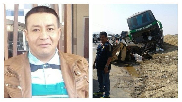 Pacasmayo: Dictan 9 meses de prisión preventiva a conductor que causó accidente