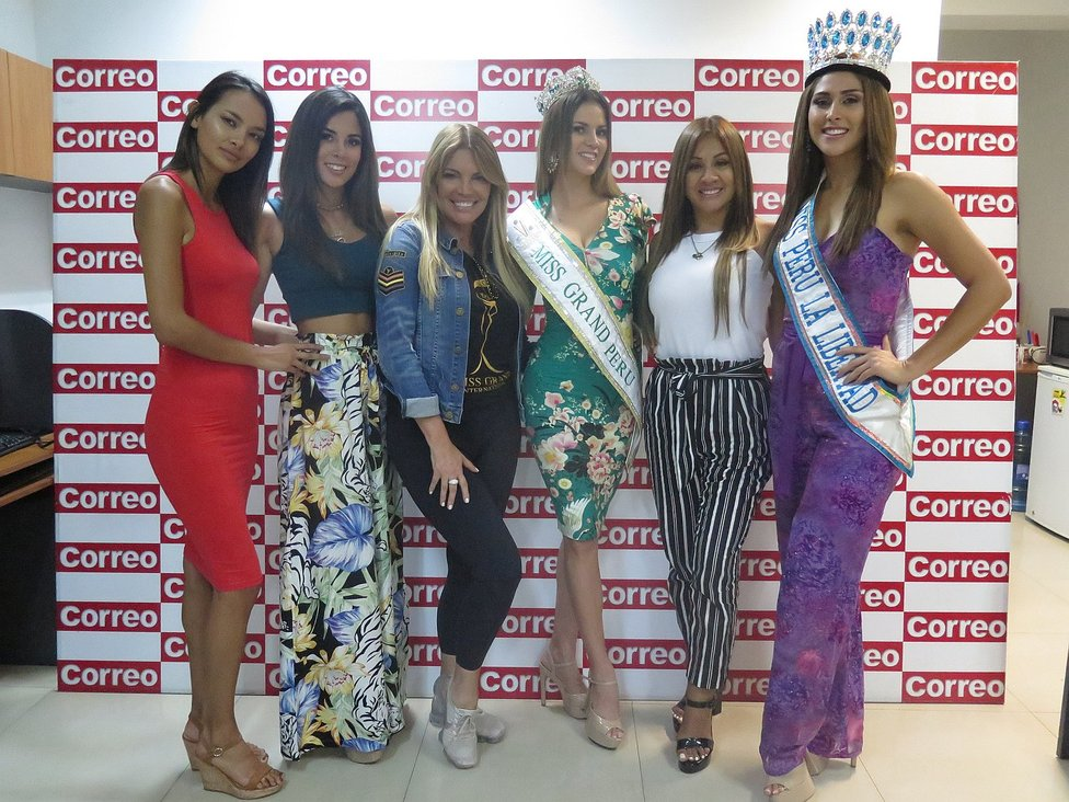 Miss Grand International 2018 se prepara para certamen final en Asia