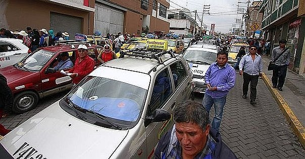 Municipio de Arequipa plantea que Setare no sea exclusivo para taxistas