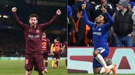 Champions League: Chelsea empató 1-1 con Barcelona (FOTOS Y VIDEO)