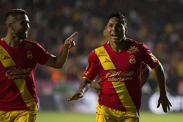Revive el golazo de Raúl Ruidíaz frente al Atlas en la Liga MX (VIDEO)