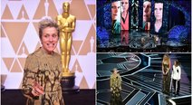 Oscar 2018: Frances McDormand puso de pie a mujeres durante discurso (FOTOS y VIDEO)