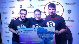 Trujillano gana torneo PES League World Tour 2018