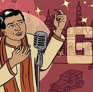 Google le rinde homenaje al cantante y actor indio K.L. Saigal