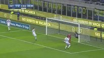 Futbolista del Inter de Milan sufrió terrible golpe (VIDEO)