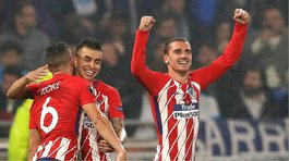 Europa League: Revive el golazo de Griezmann que encaminó al Atlético de Madrid al título (VIDEO)