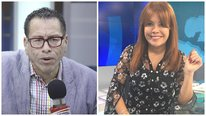 Phillip Butters cuestiona a Latina por sacar del aire a Magaly Medina (VIDEO)