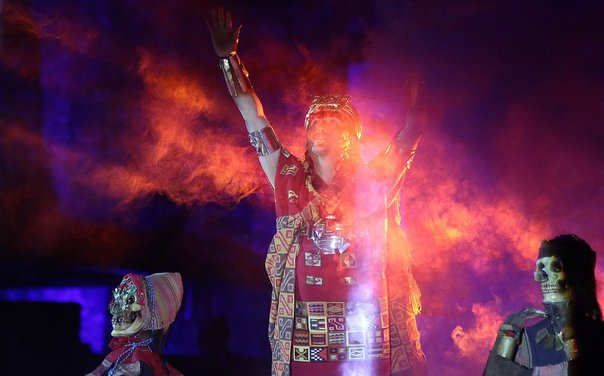 Lanzan el Inti Raymi 2018 con ceremonia inca en Cusco (VIDEO - FOTOS)