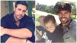 William Levy enternece Instagram con sesión fotográfica junto a su hija (FOTOS)