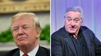 Robert de Niro insulta a Donald Trump en gala de los Premios Tony (VIDEO)
