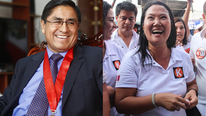 Juez César Hinostroza ya no verá caso Cócteles contra Keiko Fujimori tras ser retirado del cargo