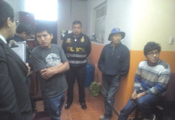 Capturan a tres integrantes de red internacional de pornografía infantil