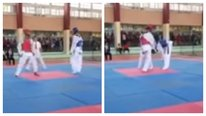 ​Deportista muere en plena pelea de Taekwondo (VIDEO)