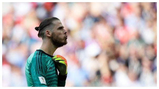 Jugadores del Real Madrid se burlaron de David de Gea por error en Rusia 2018 (VIDEO)