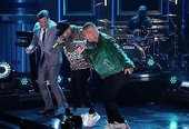 Nicky Jam y J Balvin se presentaron en el show de Jimmy Fallon (VIDEO)