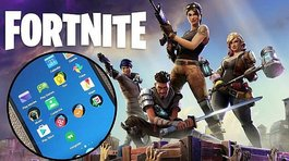 Fortnite ya se encuentra disponible en celulares Android