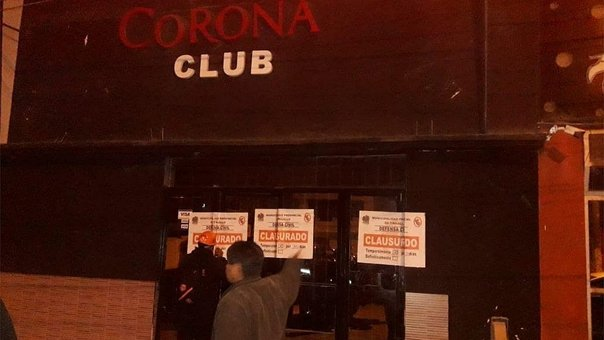 Sorprenden a extranjeras en night club