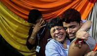 Despenalizan la homosexualidad en India