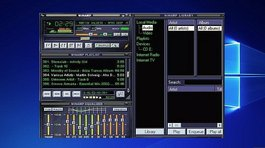Winamp retorna y filtran beta en internet para diversos Windows