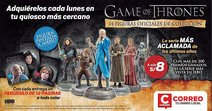 Game of Thrones: Figuras de acción a S/8 con Diario Correo