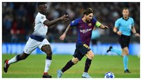 ​Barcelona derrotó 4-2 a Tottenham por la Champions League (VIDEO)