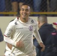 ​Jesús Barco anotó su primer gol con Universitario de Deportes (VIDEO)