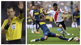 ​River Plate vs Boca Juniors: Víctor Hugo Carrillo estará en la final de la Copa Libertadores