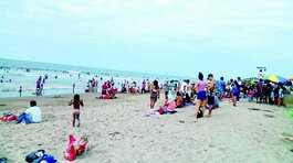 Las playas de Tumbes no califican como saludables
