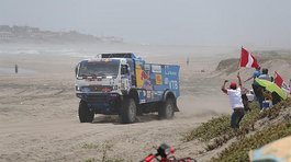 Dakar 2019: ​Excluyen a piloto de camión por atropellar a espectador y no auxiliarlo (VIDEO y FOTOS)