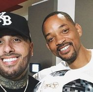 Nicky Jam se enfrentará a Will Smith en la nueva película de Bad Boys