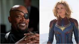 "Capitana Marvel y Nick Fury cantaron ""Shallow"" de Lady Gaga en conmovedora escena (VIDEO)"