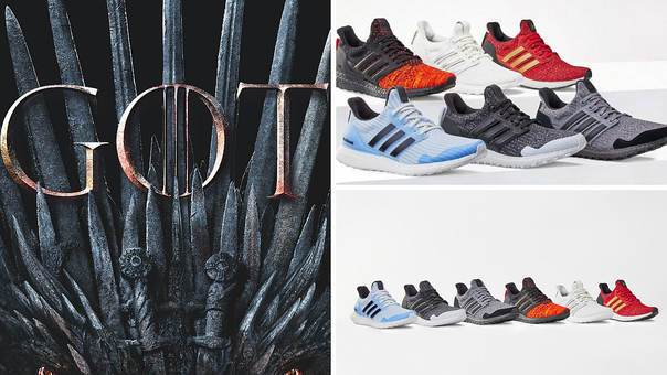 c591d52be5039 Lanzan colección de zapatillas inspirada en la serie Game of Thrones ...