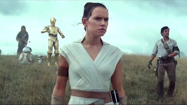 "Star Wars: ""El ascenso de Skywalker"": Revelan primer trailer del episodio IX"